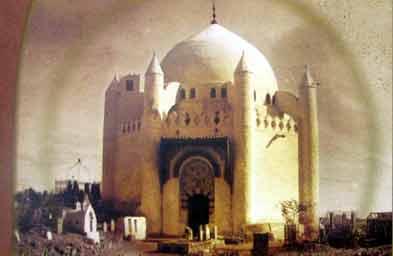 تصویر بقیع قبل از تخریب